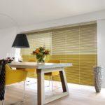 Home Office aluminium blinds