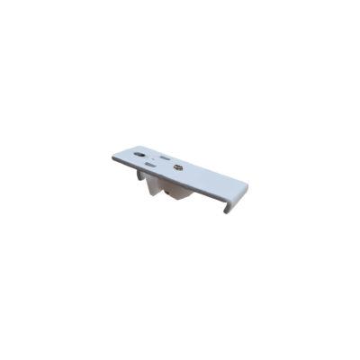 Wave Track Bracket – Single – Celilng Fix Wave Track Bracket – Single – Celilng Fix Wave Track Bracket – Single – Celilng Fix